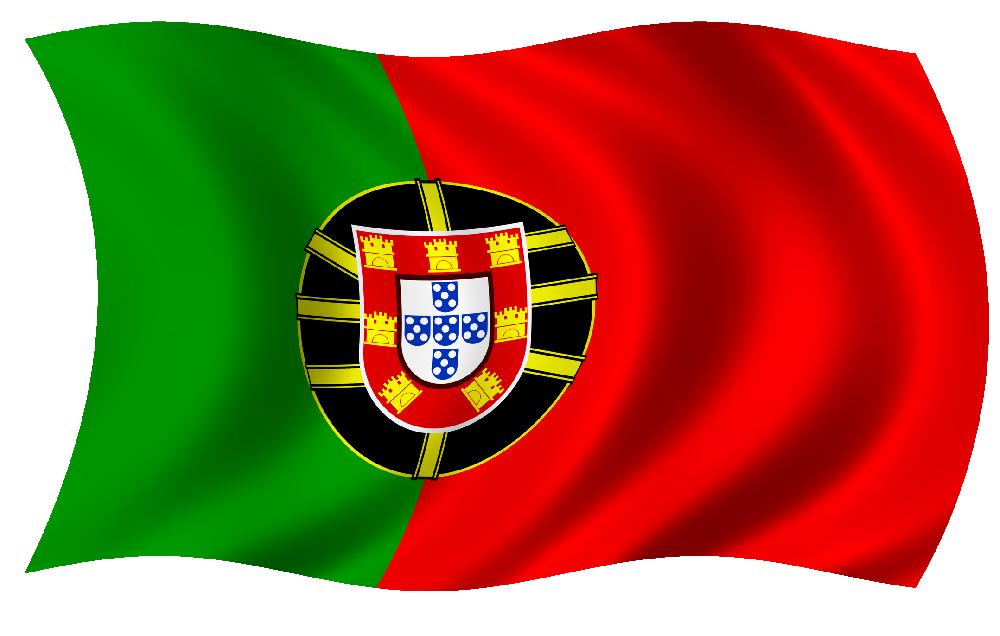 Le portugal arts et voyages - Drapeau portugais a imprimer ...